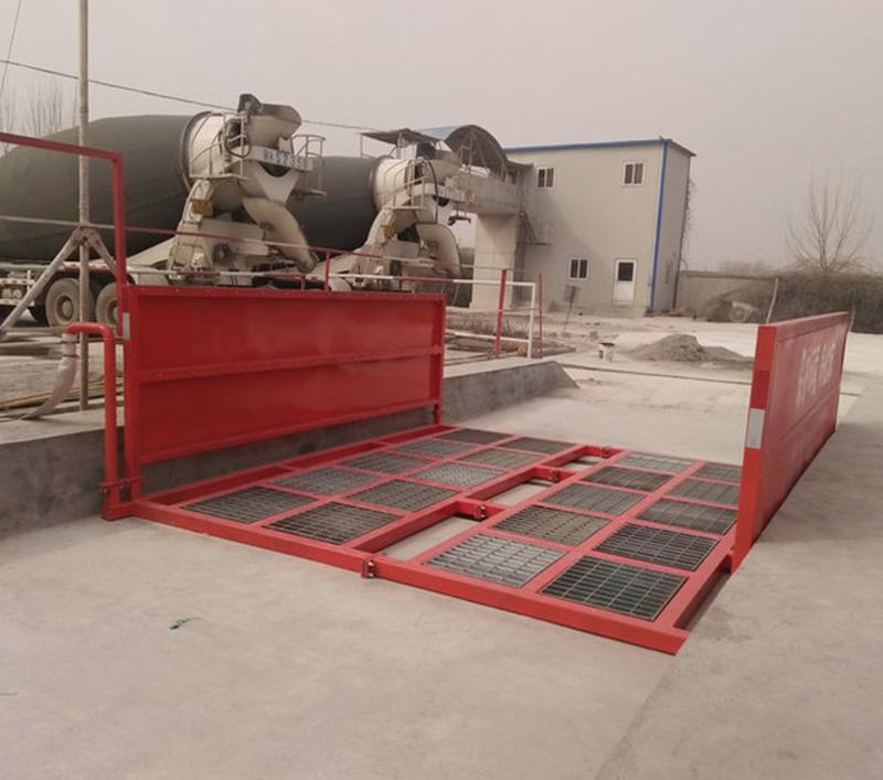 平台式工程洗车机